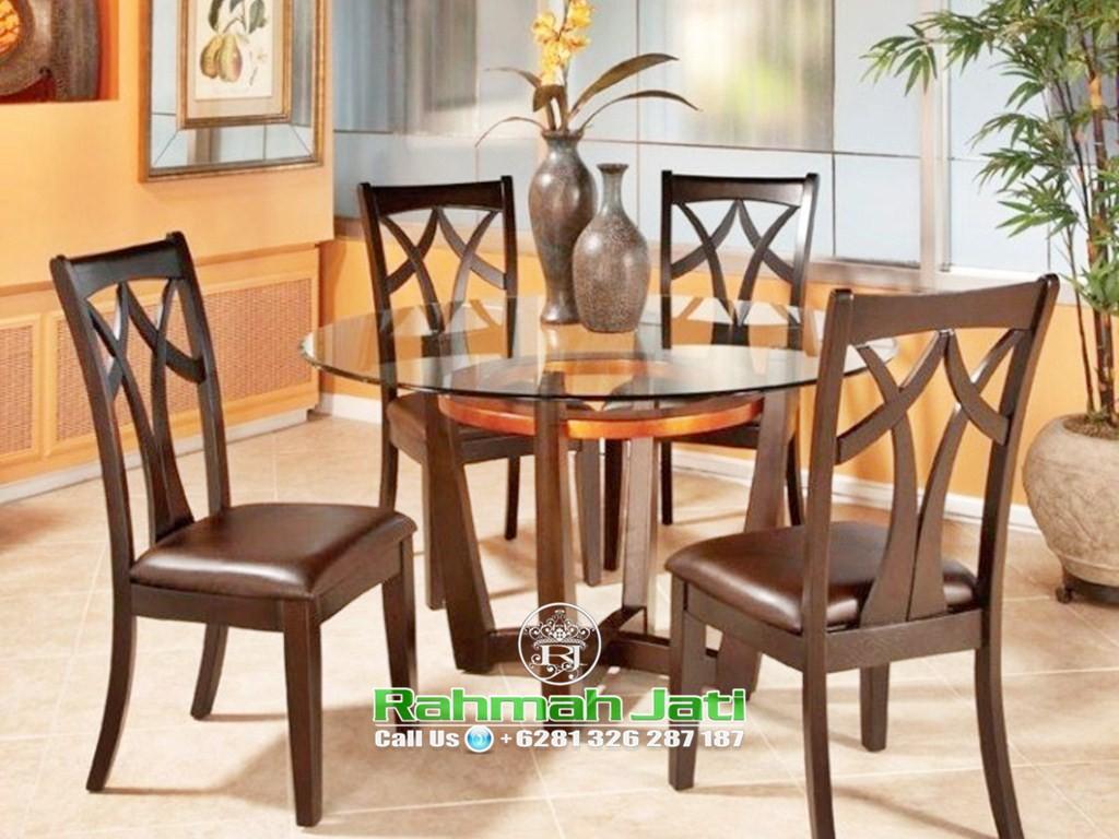 Furniture Cafe Kayu Jati