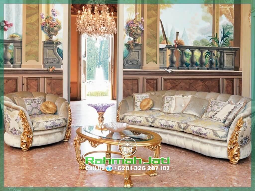 sofa tamu klasik jepara