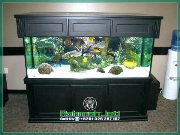 tempat aquarium minimalis