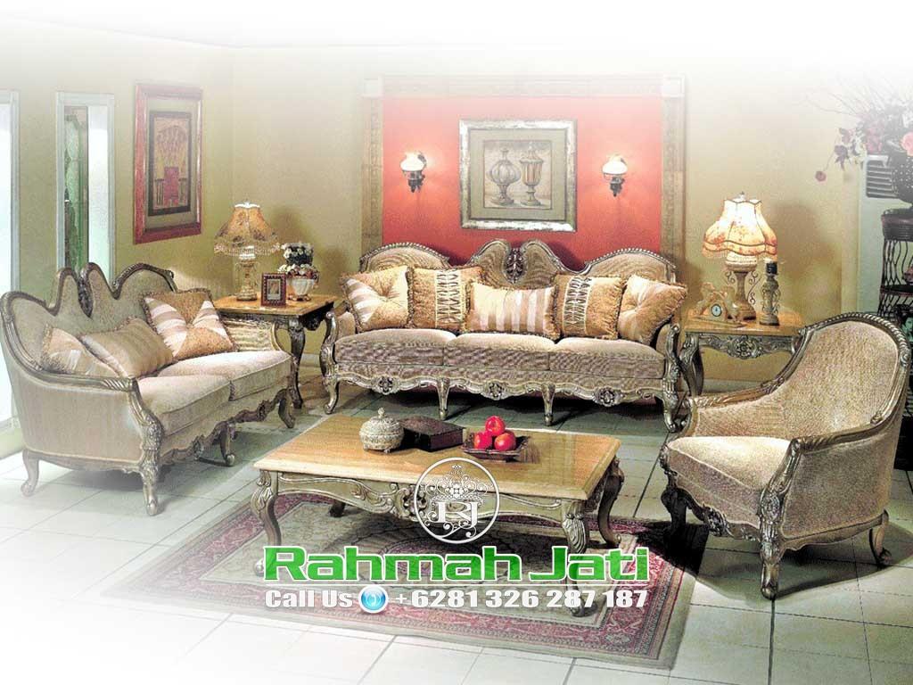 1 Set Sofa Tamu