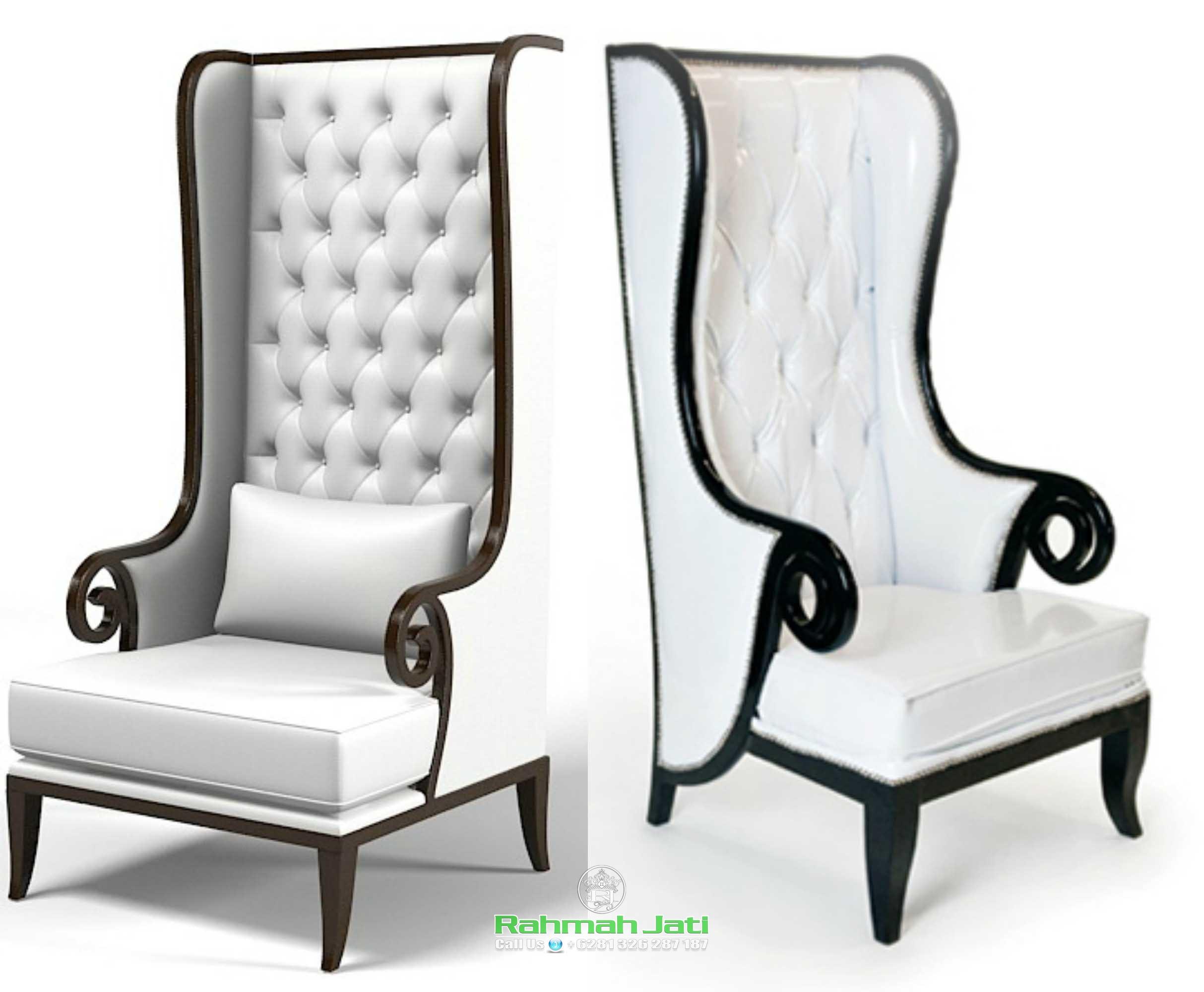 Sofa Tamu Warna Putih