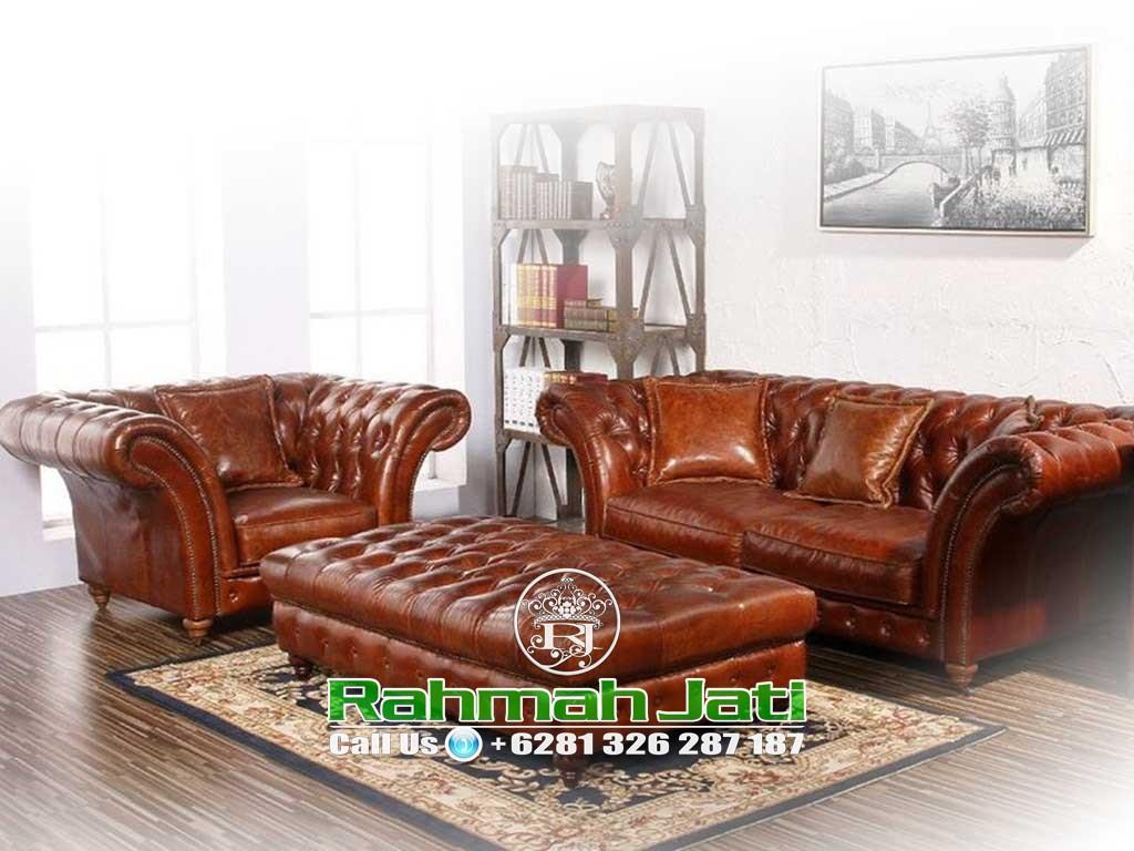Sofa Tamu Wosh Jaguar