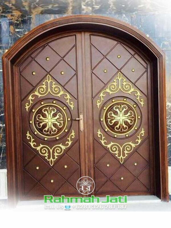 Pintu Gebyok Modern Minimalis