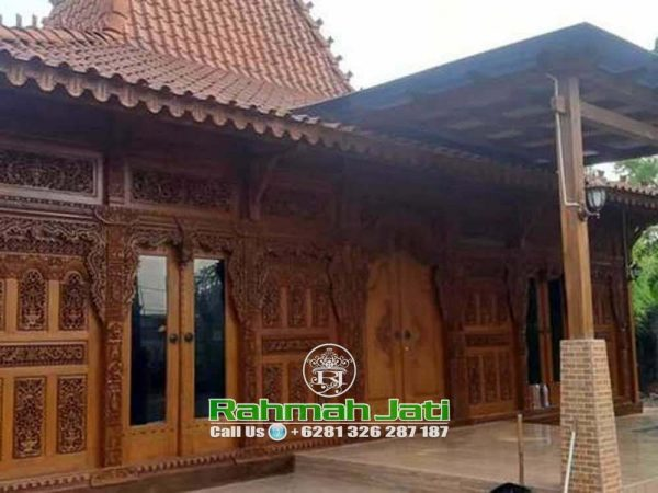 Rumah Gebyok